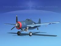Grumman F4F-3 Widlcat V18