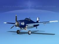 Grumman F4F-3 Widlcat V19