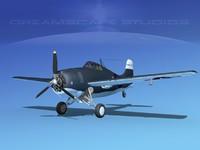Grumman F4F-3 Widlcat V20