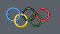 3d 3ds olympic rings