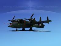 Grumman OV-1D Mohawk V02