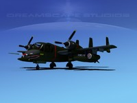 Grumman OV-1D Mohawk V03