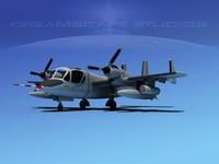 Grumman OV-1D Mohawk V06
