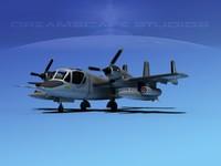 Grumman OV-1D Mohawk V07