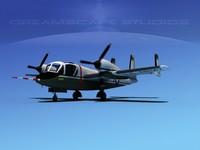 Grumman OV-1D Mohawk V09