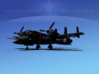 Grumman OV-1D Mohawk V11
