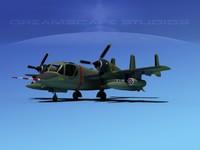 Grumman OV-1D Mohawk V12