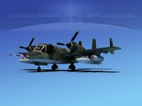 Grumman OV-1D Mohawk V08