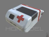Doctor Case PBR Sci-Fi