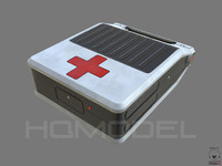 First Aid Case PBR Sci-Fi