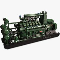 3d bio-diesel generator 1
