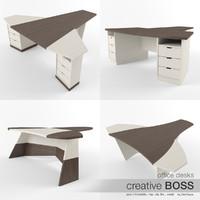 Office Desks Creative Boss (pack)