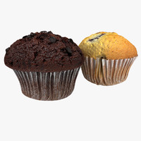 muffins 3d lwo