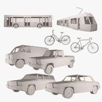 Simply Transport SET 01
