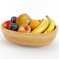 Ethnic Fruit Bowl