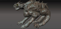 dragon creature 2