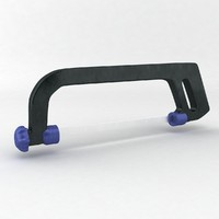 metal saw 3d model
