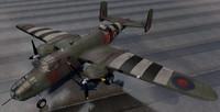 North American Mitchell Mk-2 (RAF)