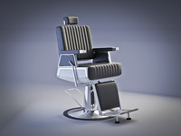 styling chair barber sam max