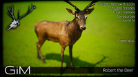 animal realistic stylized fbx