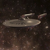 uss enterprise ncc-1701 dxf