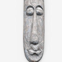 Wooden Mask Decoration