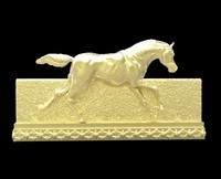 Galloping Horse in reliefs 2