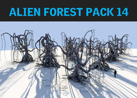ALIEN FOREST PACK 14