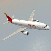 airbus iberia 3ds