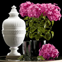 flower vase set 3 max