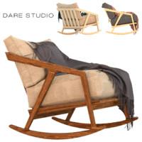 3d wood cloth plaid model
