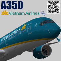3d model games vietnam airlines