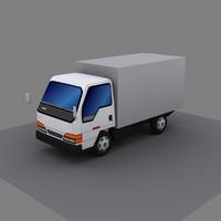 Van Isuzu Goods van