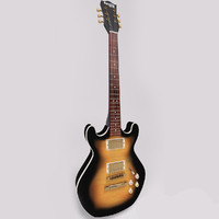 Custom Handcrafted Electric Guitar(1)