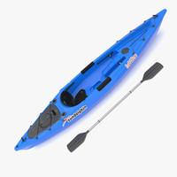 Kayak Sun Dolphin Bali 12 SS