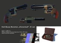 "Colt .41 ""Cloverleaf"