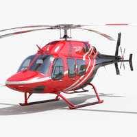 Bell 429 generic red