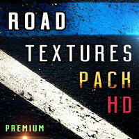 Road Texture Pack PREMIUM HD