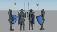Knight armor 28-07-2016