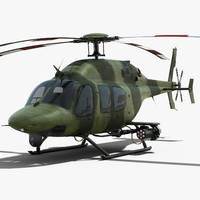 3d bell 429 military