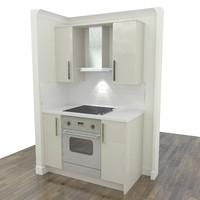 oven hob extractor dwg