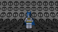 3d 3ds lego batman classic suit