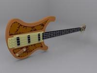 lemmy kilmister s bass guitar obj free