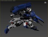 gundam 3d model