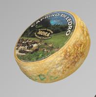Goat Cheese 3D models