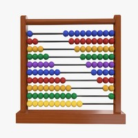 3d abacus