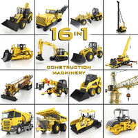 heavy construction machinery equipment max