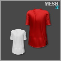 male shirt 3d 3ds