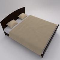 bed orthopedic base 3d model
