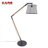3d model of floor lamp kare